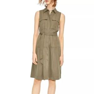 NWT Mason Jules Olive Dress